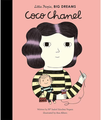 Chanel Bookspeed: Little People Big Dreams: Coco