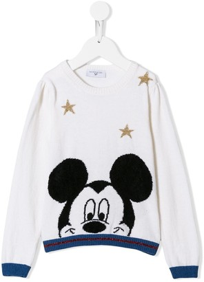 MonnaLisa Mickey jumper