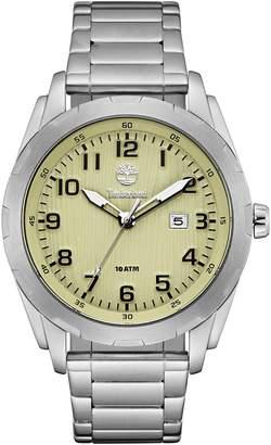 Timberland Men's Newmarket Bracelet Watch, 45mm