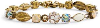 Sorrelli Metal & Crystal Line Bracelet
