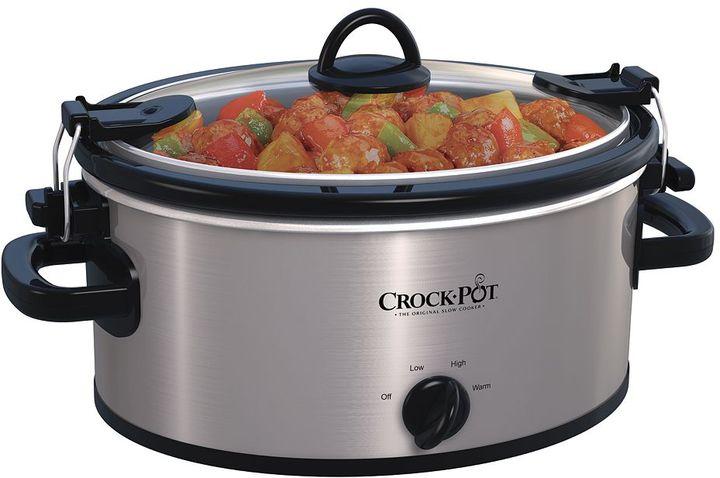 Crock-pot 4-qt. cook & carry slow cooker