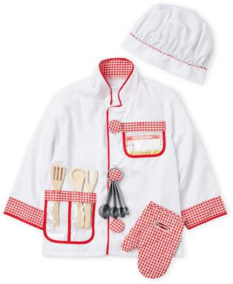 Melissa & Doug Kids) 6-Piece Chef Costume