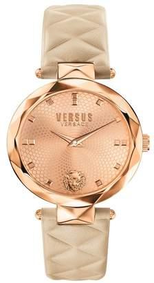 Versus Women's Covent Garden Light Rose Watch, 36mm