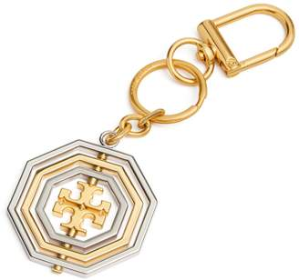 Tory Burch ROTATING GEO KEY RING