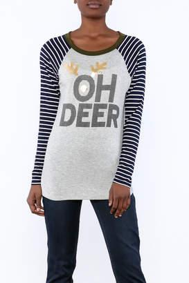 Oh Deer Brenda's Shirt