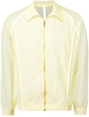 Cottweiler transparent sports jacket