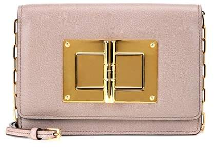Tom Ford Natalia Small leather shoulder