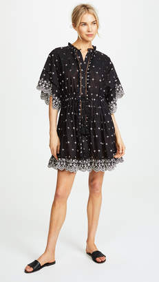 Love Sam Elderflower English Kimono Dress