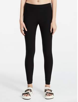 Calvin Klein platinum elastic waistband leggings