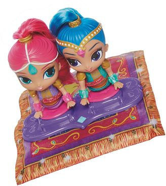 Fisher-Price Shimmer and Shine Magic Flying Carpet Toy $37.99 thestylecure.com