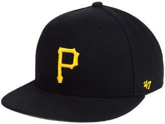 '47 Boys' Pittsburgh Pirates Basic Snapback Cap