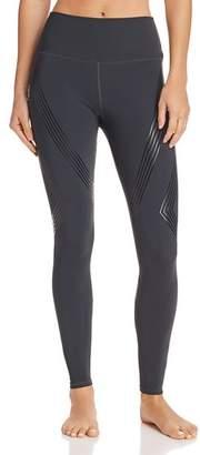 Alo Yoga Vapor High-Waist Camo Leggings