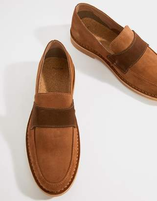 Selected Desert Loafer