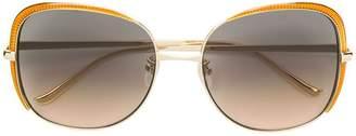 Gucci oversized frames sunglasses