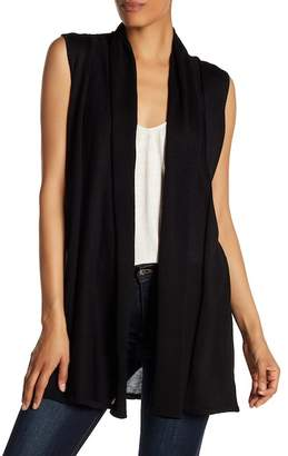 Joseph A Shawl Collar Knit Vest