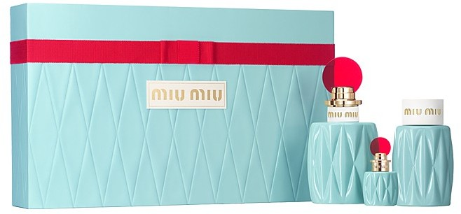 Miu MiuMiu Miu Prestige Eau de Parfum Gift Set