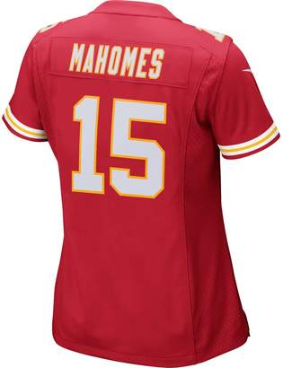 Nike Women's Kansas City Chiefs Patrick Mahomes Team Jersey