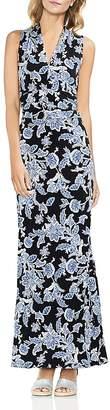 Vince Camuto Floral-Print Maxi Dress
