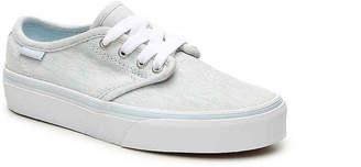 Vans Camden Stripe Toddler & Youth Sneaker - Girl's