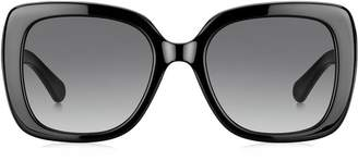 Kate Spade oversized square frame sunglasses