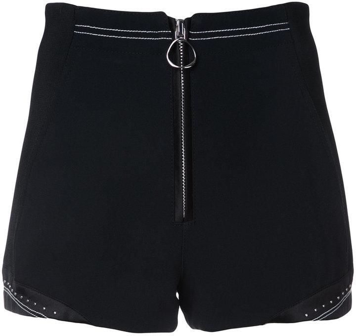 3.1 Phillip Lim3.1 Phillip Lim zip front shorts