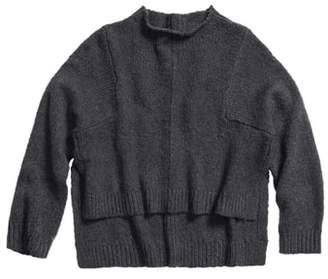 Treasure & Bond Funnel Neck Sweater