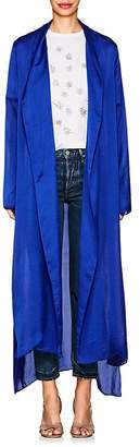 Juan Carlos Obando Women's Washed Satin Long Robe