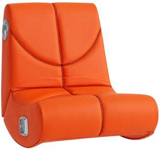 Pottery Barn Teen NBA Mini Rocker Speaker Chair, Orange