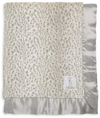 Little Giraffe Snow Leopard Blanket