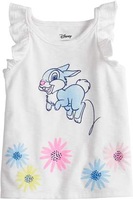 Disneyjumping Beans Disney's Bambi Baby Girl Thumper Graphic Tank Top by Jumping Beans