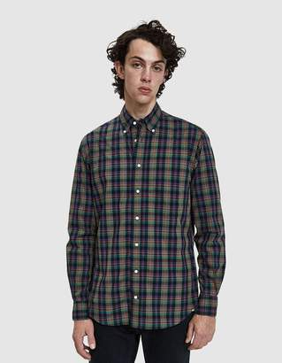Gitman Brothers Shamokin Plaid Shirt