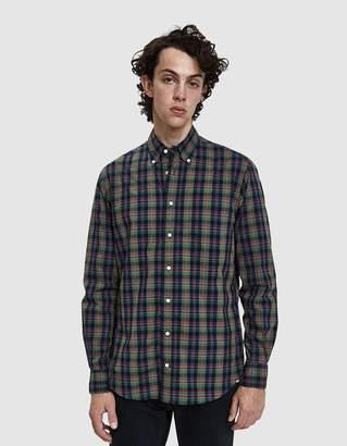 Gitman Brothers Shamokin Plaid Shirt