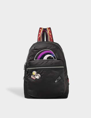 Marc Jacobs Julie Verhoeven Nylon Biker backpack