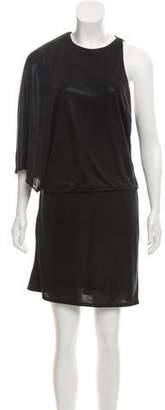 Halston Mini Sheath Dress