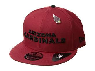 New Era Arizona Cardinals Pinned Snap