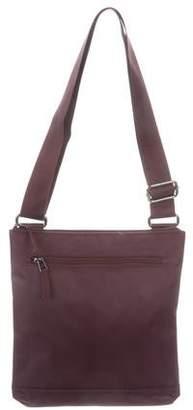 Barneys New York Barney's New York Nylon Messenger Bag