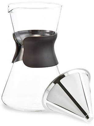 Grosche Portland Pour Over Coffee Maker with Stainless Steel Filter