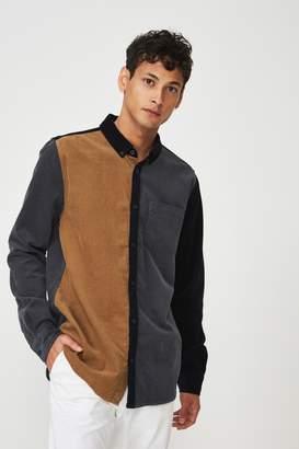 Cotton On Blocked Shirt