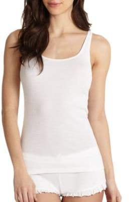 Skin Essential Ribbed Tank Top