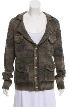 Rodarte Wool Knit Cardigan