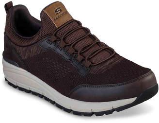 Skechers Relaxed Fit Volero Serman Slip-On Sneaker - Men's