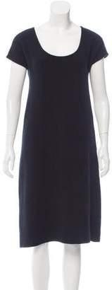 Fendi Merino Wool Sweater Dress