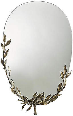 Arteriors Barry Dixon for Foliage Mirror - Gold