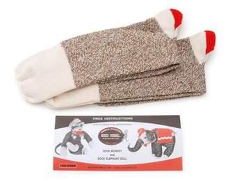 River Fox Red Heel Sock Monkey Kit