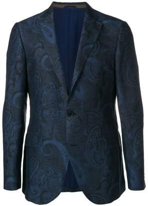 Etro paisley print blazer