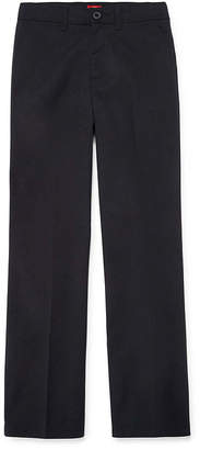 Dickies Flat-Front Twill Slim Pants - Preschool Girls 4-6x