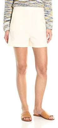 Theory Women's Tarrytown New Stretc Short