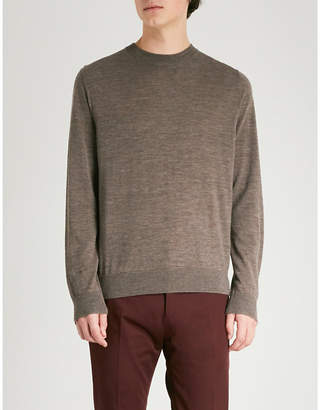 Paul Smith Crewneck merino wool jumper