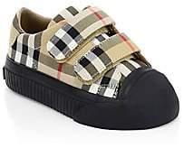 Burberry Baby's& Kid's Tartan Sneakers