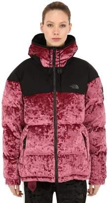 The North Face Urban Velvet Nuptse Jacket